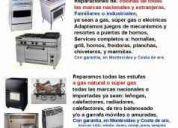 Service calefones cocinas estufas leños termo tanques en montevideo,uy 2513 8967/099604038