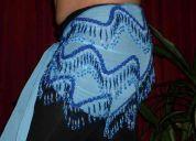 Diseño y confección de vestimenta para danzas. ropa danza Árabe, gitana, tribal.