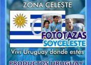 Soy celeste regalos y productos uruguay