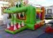 Alquiler de castillos inflables y camas elásticas en maldonado