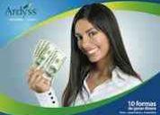 Empresa que llego a uruguay necesita distribuidores/vendedores