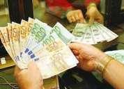 Proporciona préstamos y financiar sus proyectos.