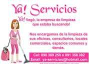 Busco empleada doméstica