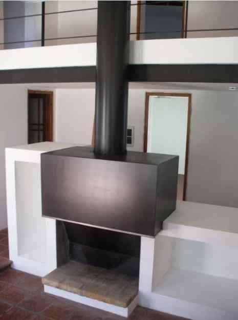 Estufas de hierro airea condicionado - Estufa de hierro ...