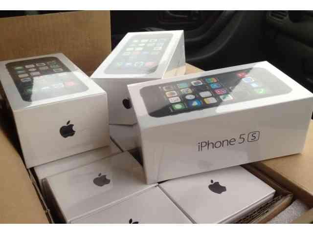 En venta: Marca nuevo iPhone 5s y Samsung Galaxy S4