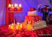 Organización panizza servicio integral de fiestas y eventos