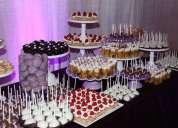 Catering, servicio integral de fiestas y eventos
