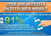 Diseño tarjetas virtuales, diseño web y web móvil