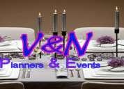 V&n planners & events (organización de eventos y celebraciones)