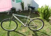 Vendo bicicleta baccio adventure impecable!!!