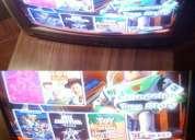 Televisor spica 14' y dvd philips + tv sanyo 20´ con detalles