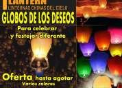 Globos chinos de los deseos - sky lantern