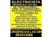 Electricista las 24h todo el año