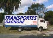 Fletes, Mudanzas, Distribucion, Logistica