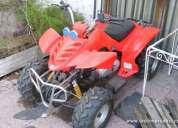 cuatriciclo loncin 125 cc 4 cambios enperfecto estado