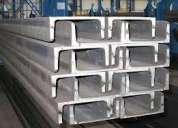 Se venden vigas de hierro u 12 x 6 cm