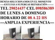 Cocinasuurguay reparacion a supergas y a gas tel 29024437