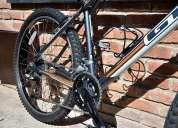 Bicicleta gt agressor 2.0 toda aluminio r26 inmaculada!!!