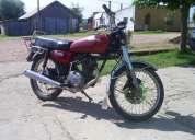 Honda cg 125 japonesa