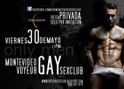 montevideo gay | fiesta privada vip |