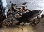 moto winner fais sport 125 con llantas de aleacion