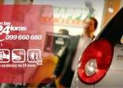 Alquiler de autos en cualquier punto del país.