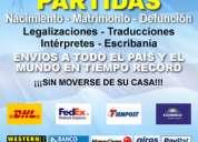 Eluruguayo.com trámites en uruguay. partidas de nacimiento, defunción y matrimonio