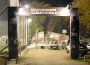 Torneo de futbol 5 copa amistad el mas grande de uruguay