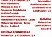 Clases particulares de biologia en montevideo 098765842 27105041