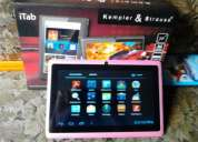 Vendo hermoso tablet
