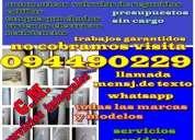 Gm servicios integrales sec. calefones