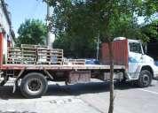 Vendo o traspaso empresa de transporte profesional de carga