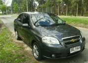 Chevrolet aveo 2011 lt extra ful