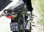 Vendo moto baccio 110