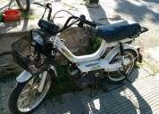 Vendo ciclomotor hero magestic 70 cc año 2000