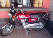 Moto winner 125 casi nueva