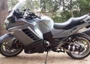 Vendo kawasaki concours 1400 moto impecable