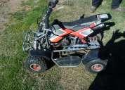 cuatriciclo de niño zanela 50cc