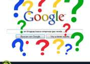 Por qué beneficia aparecer en las primeras posiciones en google?